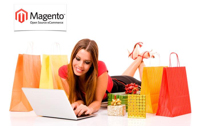 magento comercio electrónico