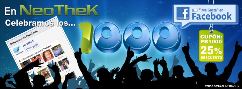 1000 seguidores facebook