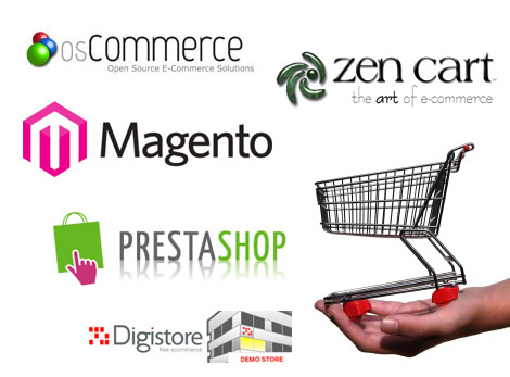 Las 5 Mejores Plataformas E-Commerce Gratuitas