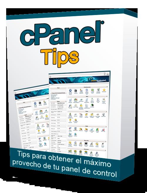Tips para obtener el máximo provecho de tu panel de control cPanel