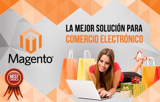 Razones para elegir Magento como tu plataforma de comercio electrónico