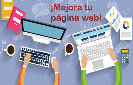 Consejos para mejorar tu sitio web