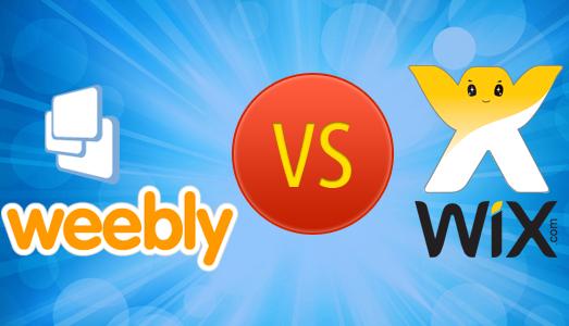 weebly constructor de sitios web