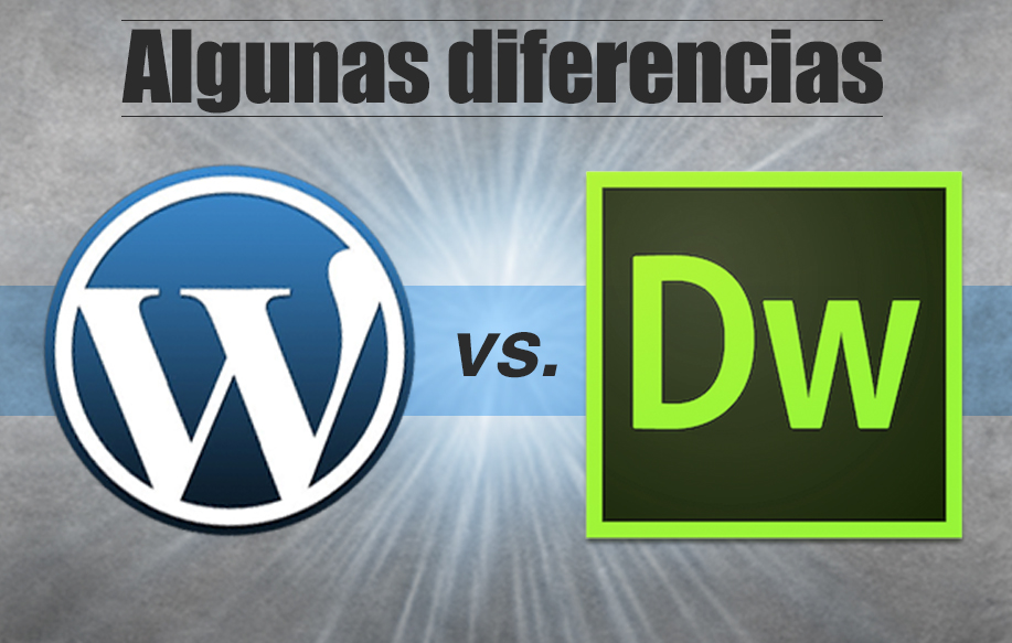 Dreamweaver vs. WordPress (2)
