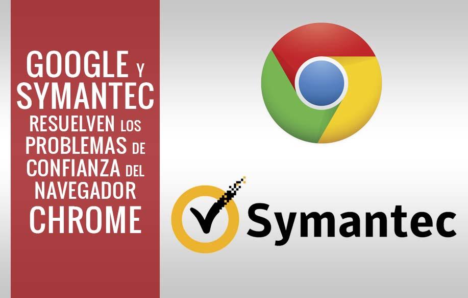Google y Symantec
