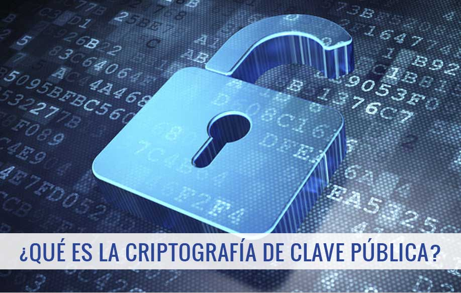 Criptografía de clave pública