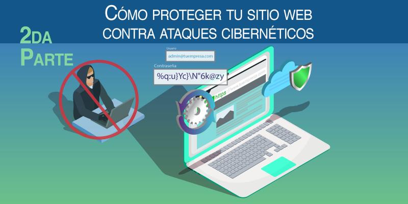 Protección de cyber-ataques