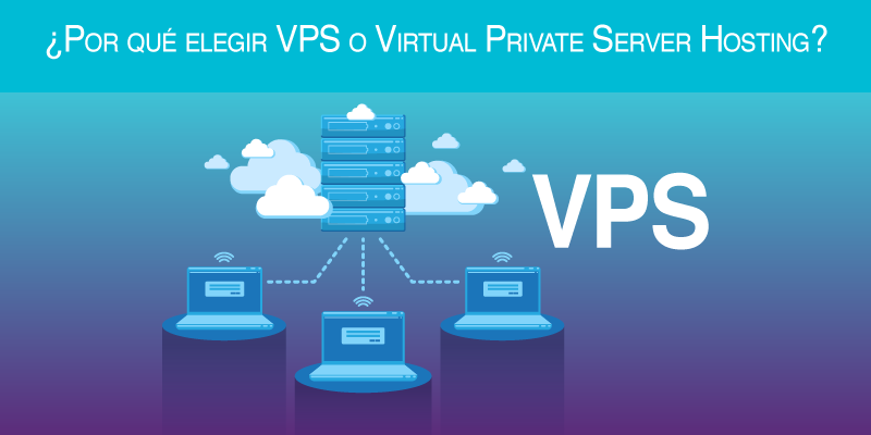 ¿Por qué elegir VPS o Virtual Private Server Hosting?