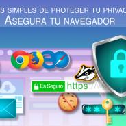 Formas simples de proteger tu privacidad – Asegura tu navegador