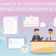 Formas simples de proteger tu privacidad – Pregunta por qué otros necesitan tu información